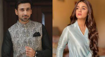 Hira Mani And Sami Khan To Share The Screen Soon