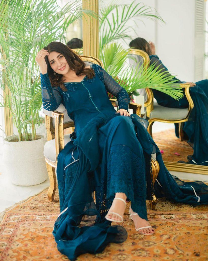 Areeba Habib's Go-To Makeup Look - Tutorial