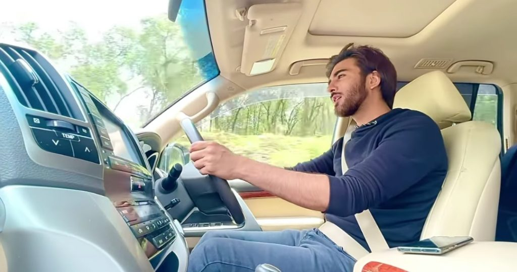 Imran Abbas Pictures From Northern Areas