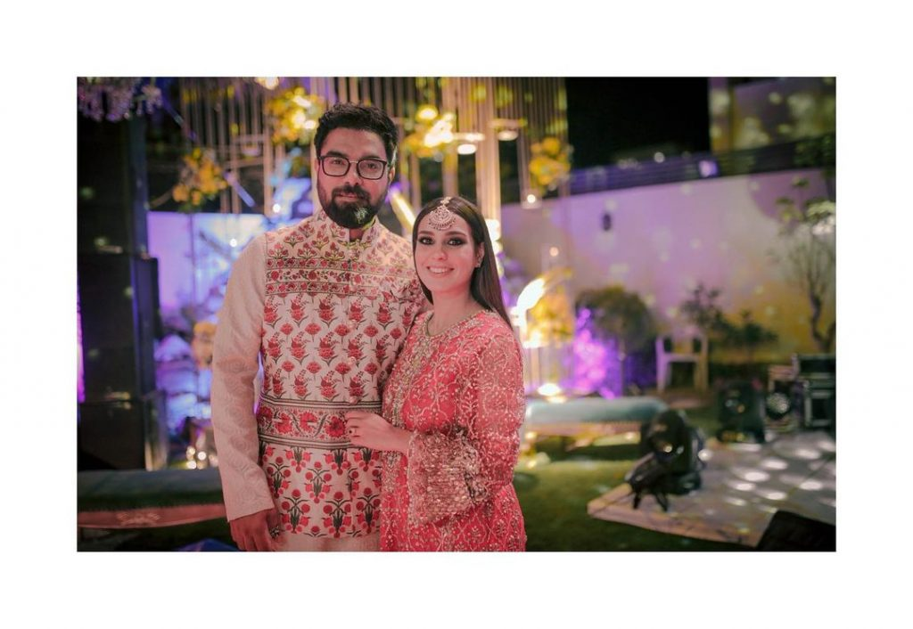 Yasir Hussain And Iqra Aziz Are Expecting Their First Child