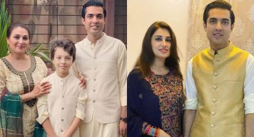 Iqrar-ul-Hassan Eid Pictures With His Wives
