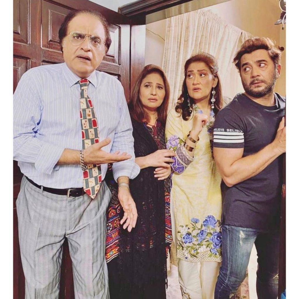 Drama Serial Ishq Jalebi- BTS Pictures