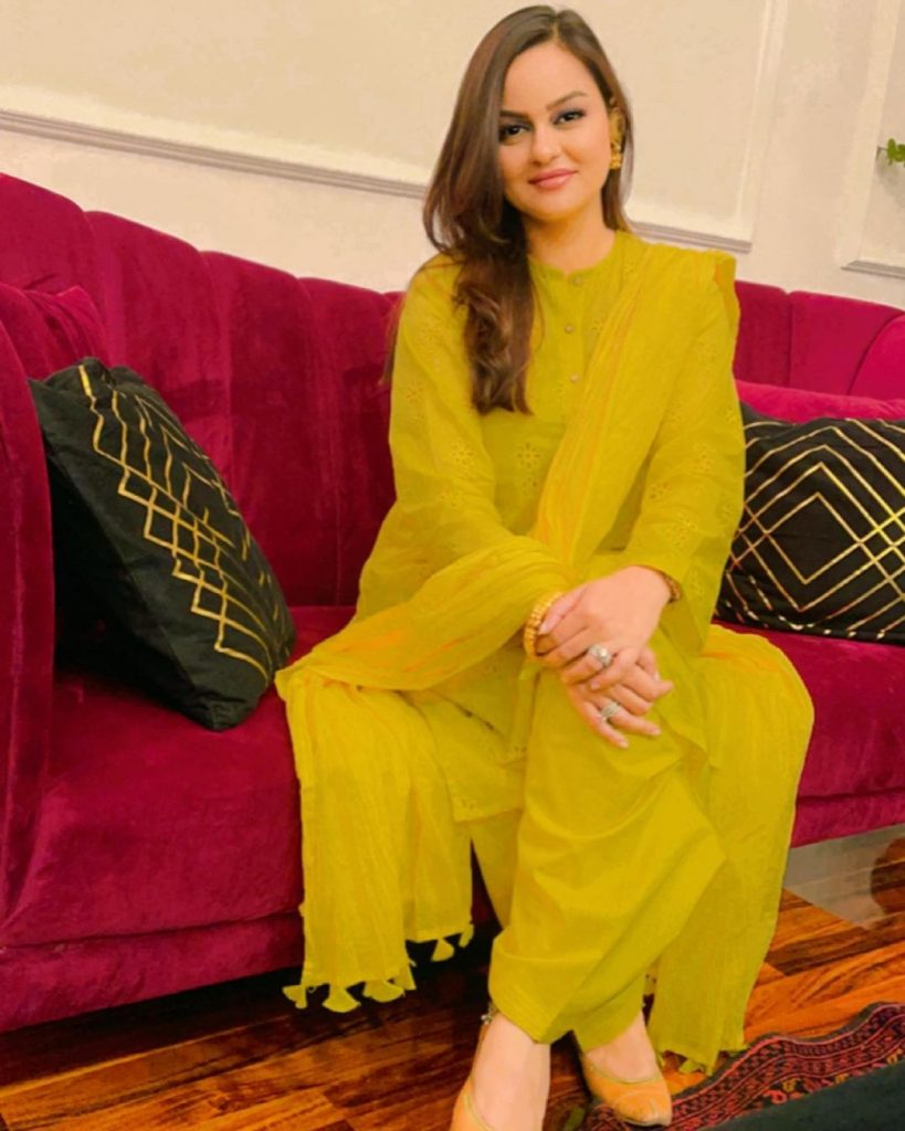 Javeria Abbasi Opens Up About Her Miserable Accident