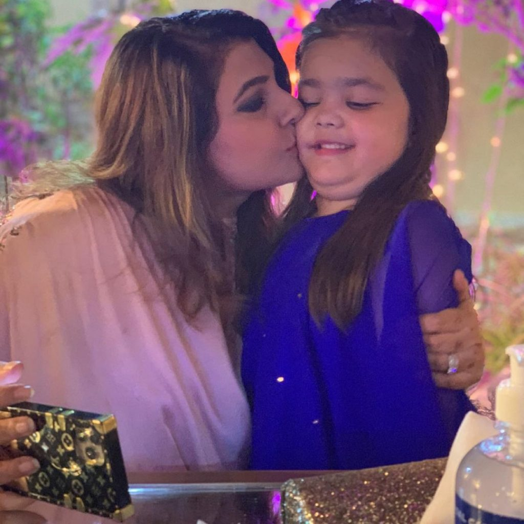 Javeria Saud Pictures From Wedding