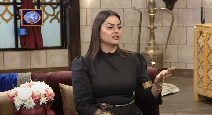 Javeria Abbasi Explains Surprising Relation With Ex-Husband