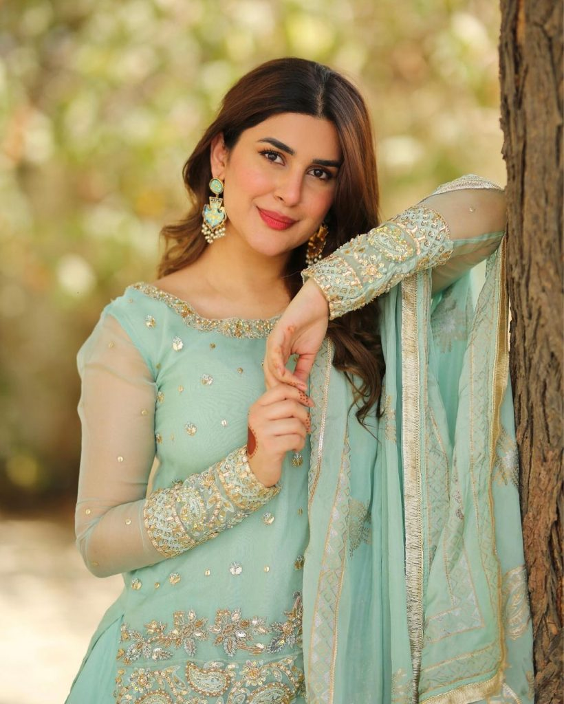 Inside Kubra Khan's Adorable Birthday Party With Close Friends