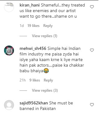 People Are Not Happy With Mahira Khan's Return To Indian Screen