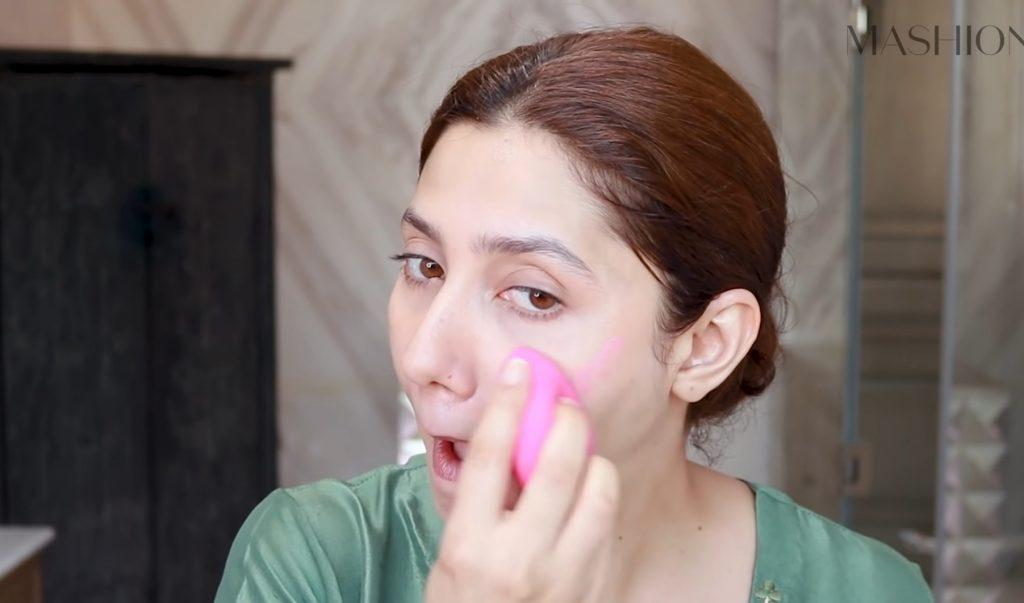 Mahira Khan's Eid Glam Makeup Tutorial Is Something To Look Up To