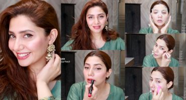 Mahira Khan's Eid Glam Makeup Tutorial Is Something To Look Up To