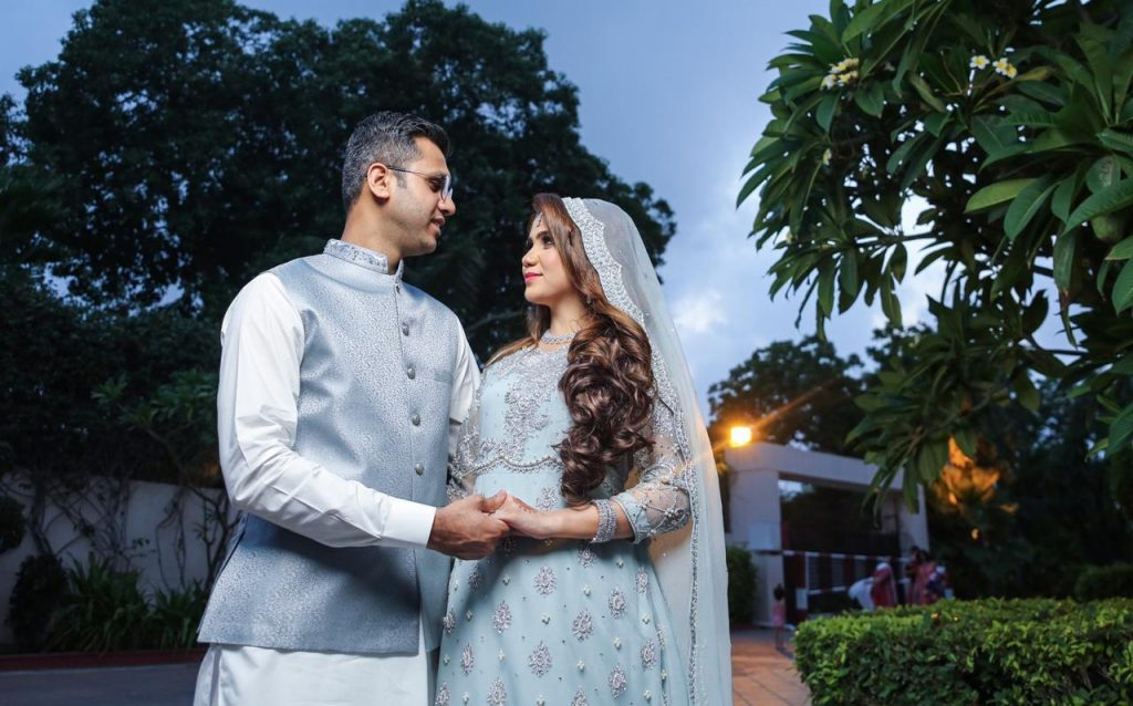 Beautiful Wedding Pictures Of Anchor Person Mahvish Tabassum