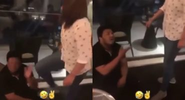 Netizens Respond To Viral Video Of A Guy Who Was Caught Cheating