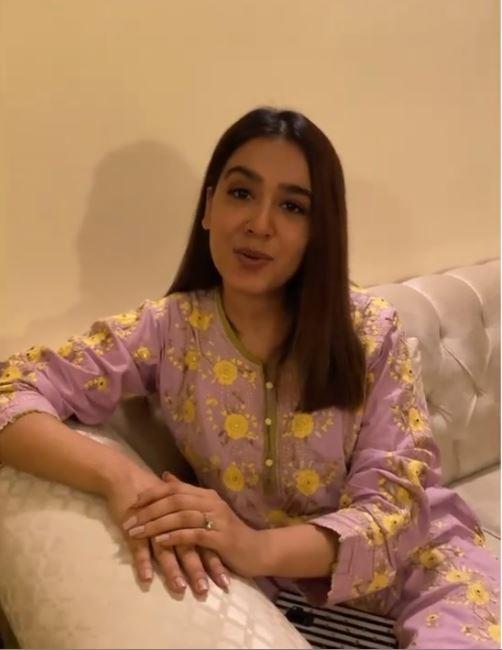 Mansha Pasha Thanks Her Fans For Hitting 1 Million Followers On Instagram