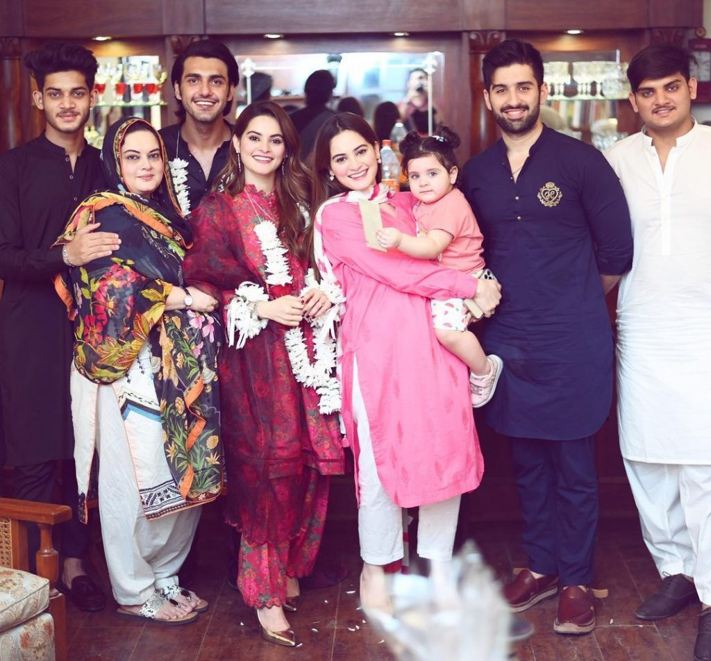 Minal Khan Shares An Emotional Note About Her Late Father