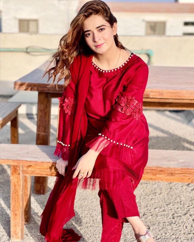 Actress Minsa Malik's Latest Pictures