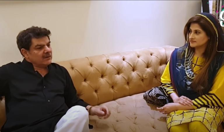 Anchor Mubashar Luqman Hosted A Iftar Dinner For Sahiba and Rambo