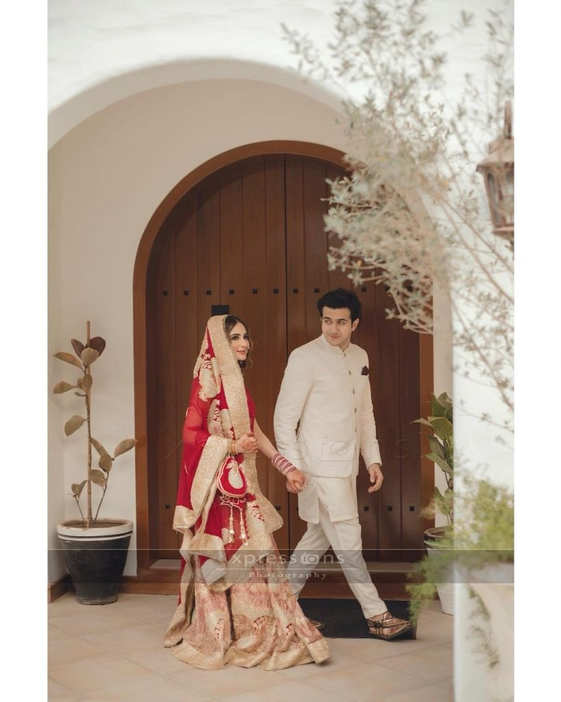 Model And Actor Nabeel Bin Shahid Tied The Knot