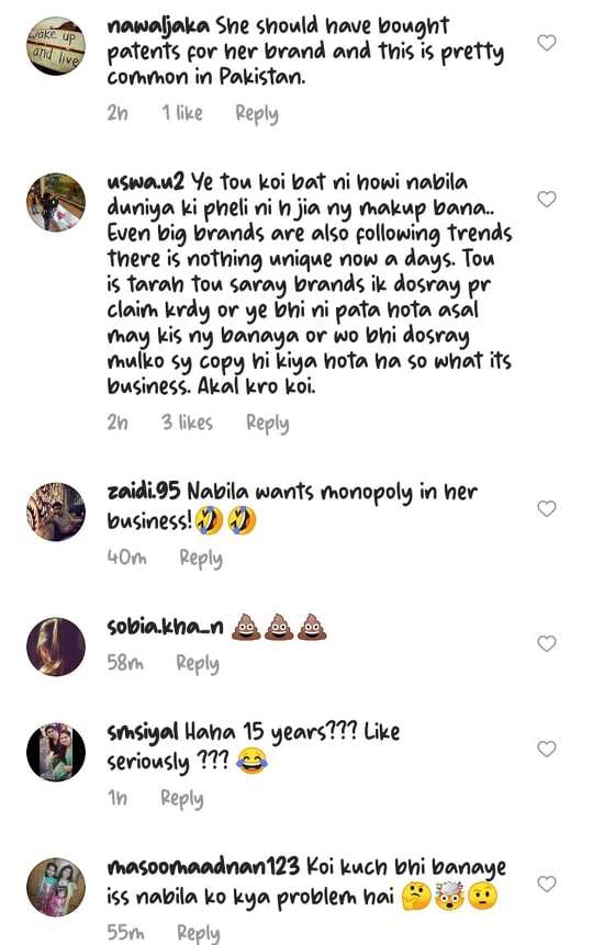 Nabila Responds After Nadia Hussain Exposed Her Rude Messages
