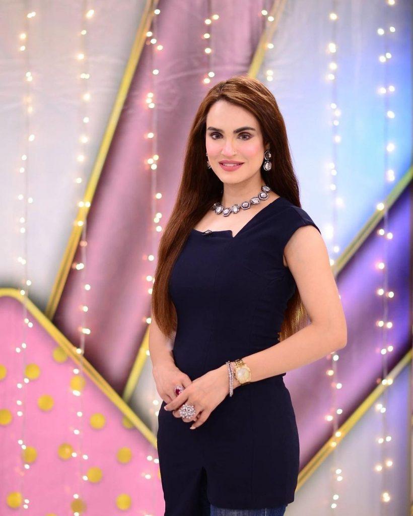 Nadia Hussain Calls Out Nabila For Her Rude Behavior