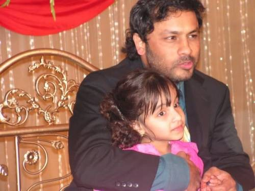 Najam Sheraz's Daughter Is All Grown Up - First Appearance On A Show