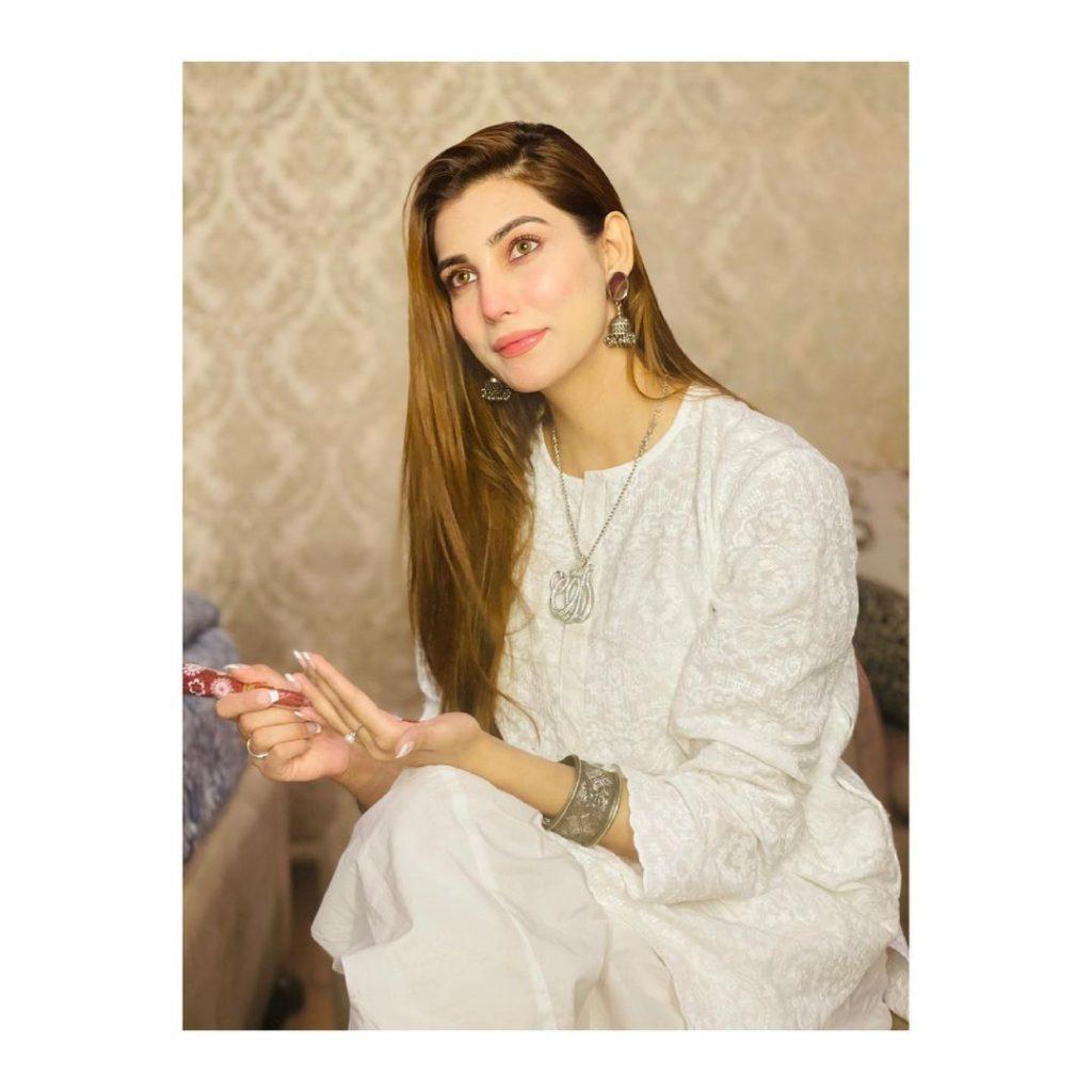 Nazish Jahangir Beautiful Eid Pictures
