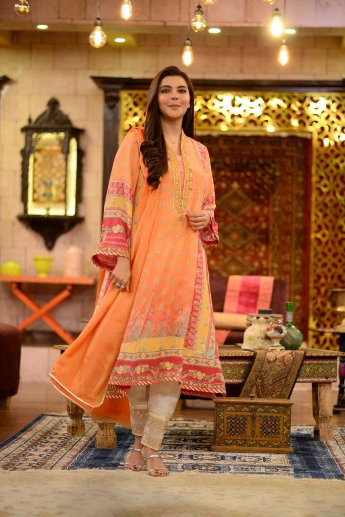 Sharmila Farooqi & Hasham Riaz , Madiha Naqvi & Faisal Sabzwari Pictures from GMP Shan-e-Suhoor