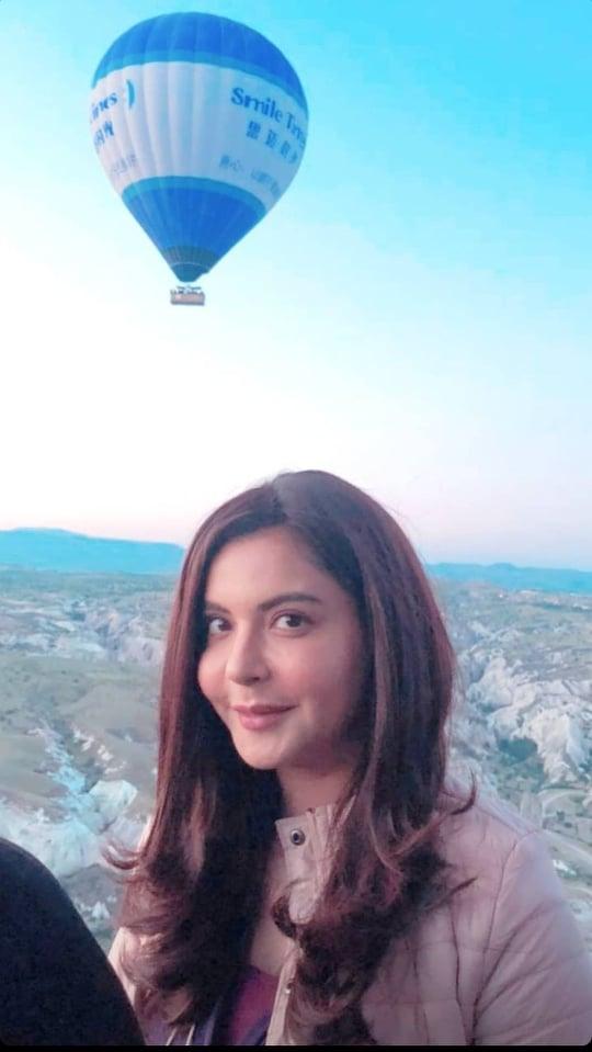 Nida And Yasir Nawaz Vacationing In Cappadocia Turkey