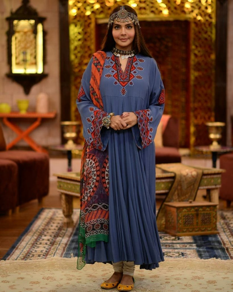 Nida Yasir Shares Her Point Of View On Halima Sultan Controversy