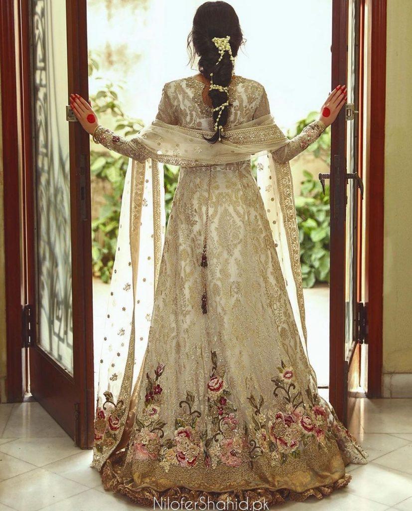 Latest Bridal Shoot Featuring Noor Zafar Khan