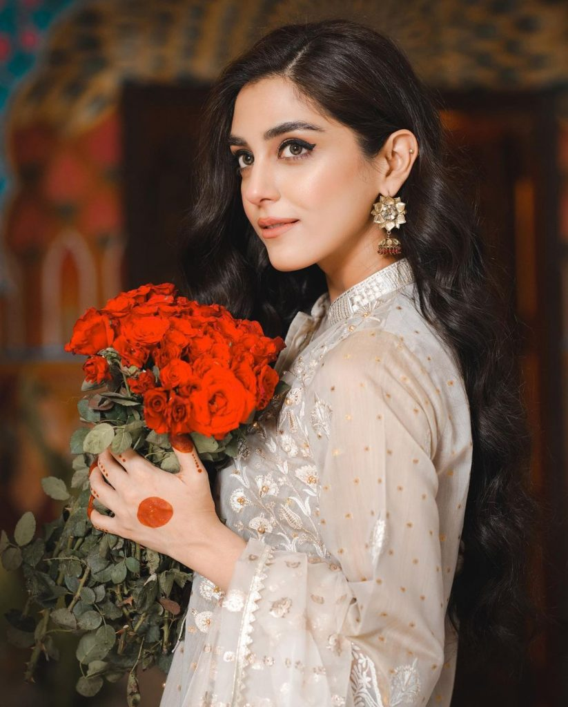 Maya Ali Looked Regal In These Eid Pictures