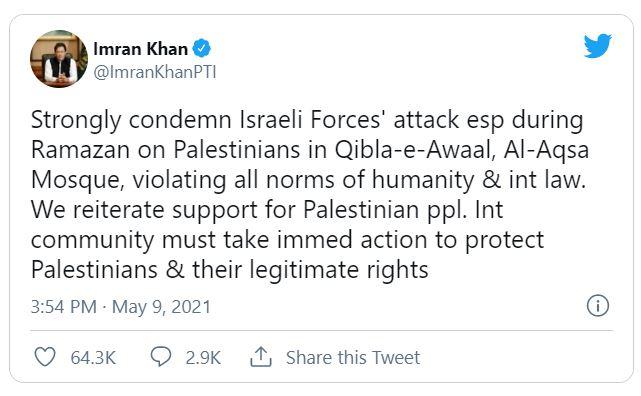Pakistani Celebrities Raise Their Voice In Support Of Palestine