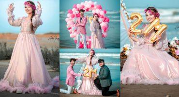 Rabeeca Khan Celebrates 2 Million Followers On Instagram