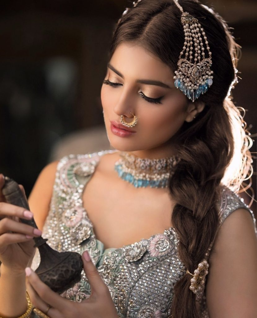 Rabia Butt Looking Undeniably Gorgeous In Her Latest Bridal Shoot