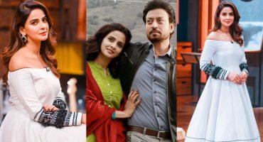 Saba Qamar Recalls A Wonderful Memory With Bollywood Actor Irfan Khan