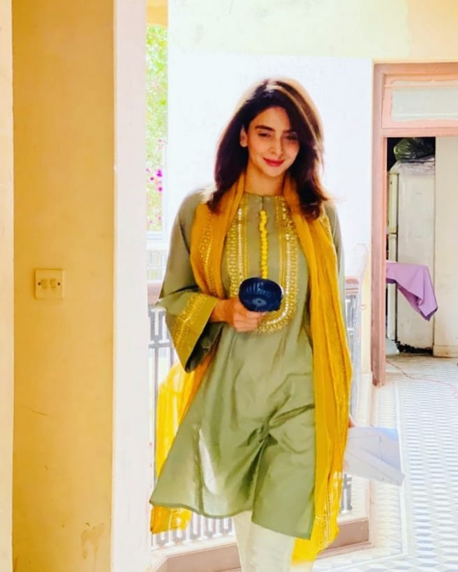 All You Need To Know About Saba Qamar's Upcoming Drama
