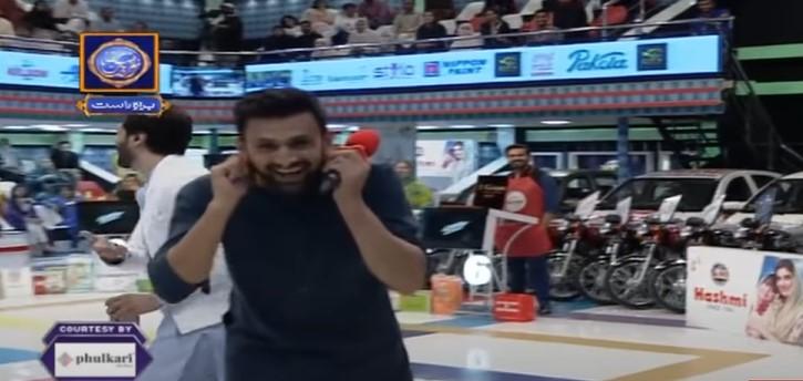 Sania Mirza Surprised Everyone At Jeeto Pakistan League