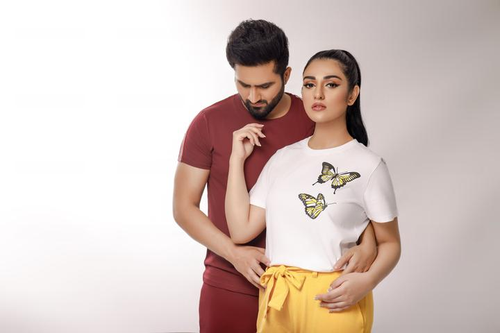 Sarah And Falak Look Super Chic In Sporty Outfits