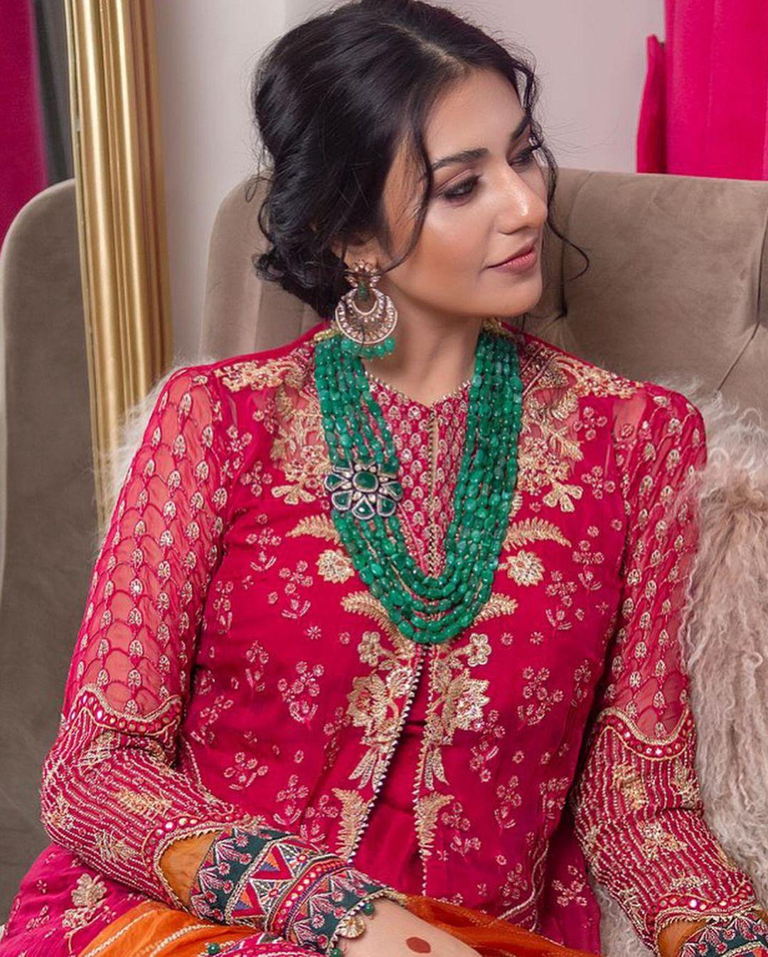 Sarah Khan's Best Formal Looks After Her Wedding