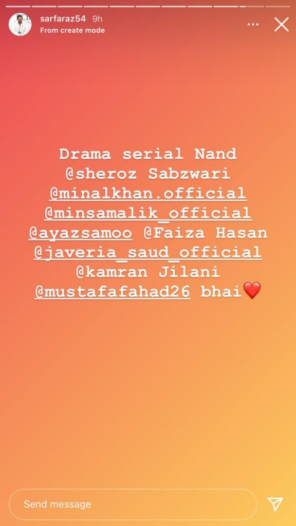 Sarfaraz Ahmed Turned Out To Be Fond Of Pakistani Dramas