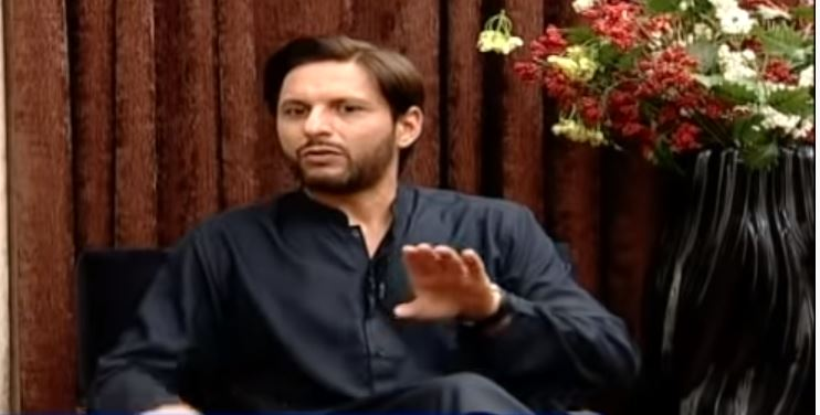 Shahid Afridi Confirms His Daughter's Engagement With Shaheen Shah Afridi