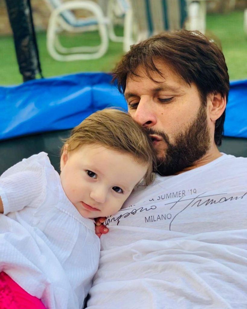 Shahid Afridi Faced Massive Social Pressure To Have A Son