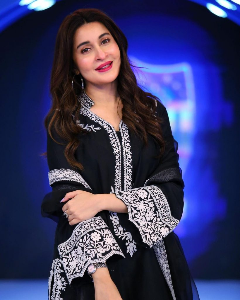 Shaista Lodhi Reveals The Secret Of Her Beauty