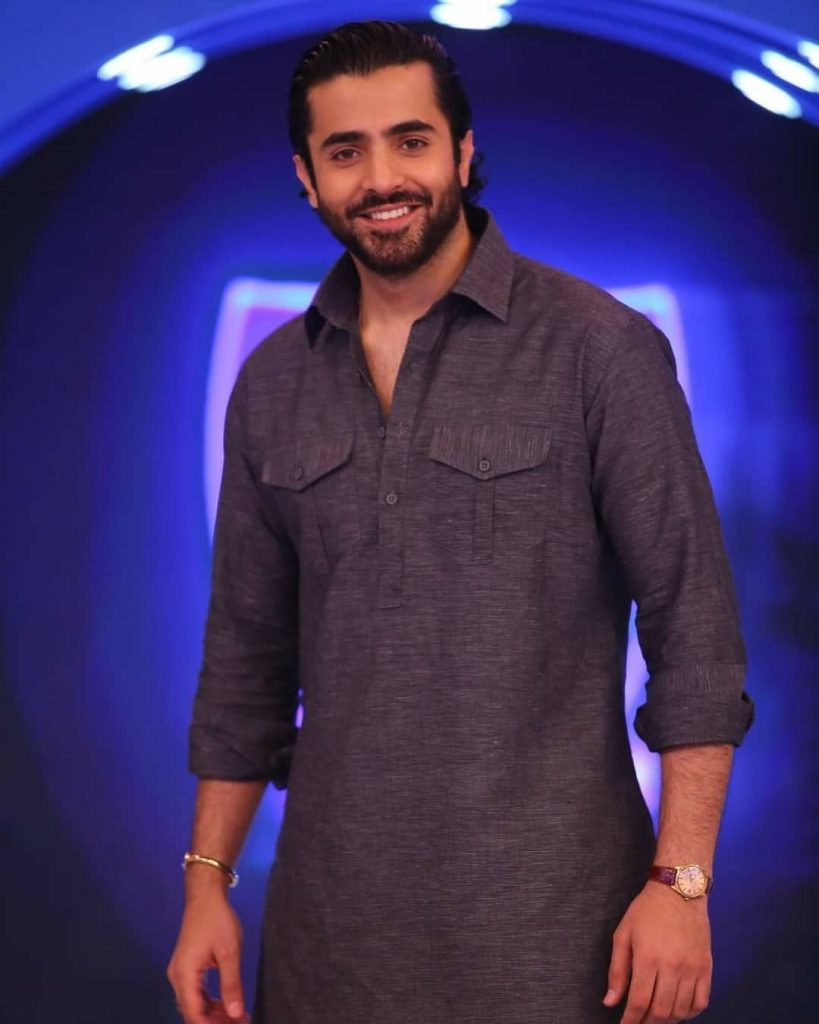 Sheheryar Munawar Under Severe Criticism For His Dressing Style