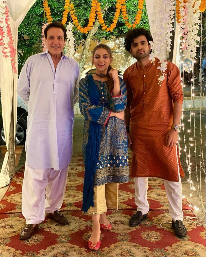 BTS Pictures From The Sets Of Drama Serial Shehnai