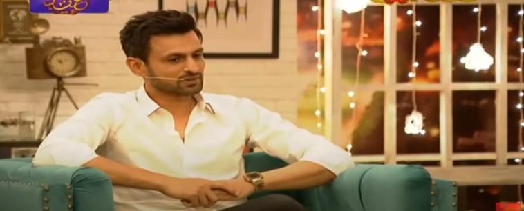 Shoaib Malik To Step Into Acting
