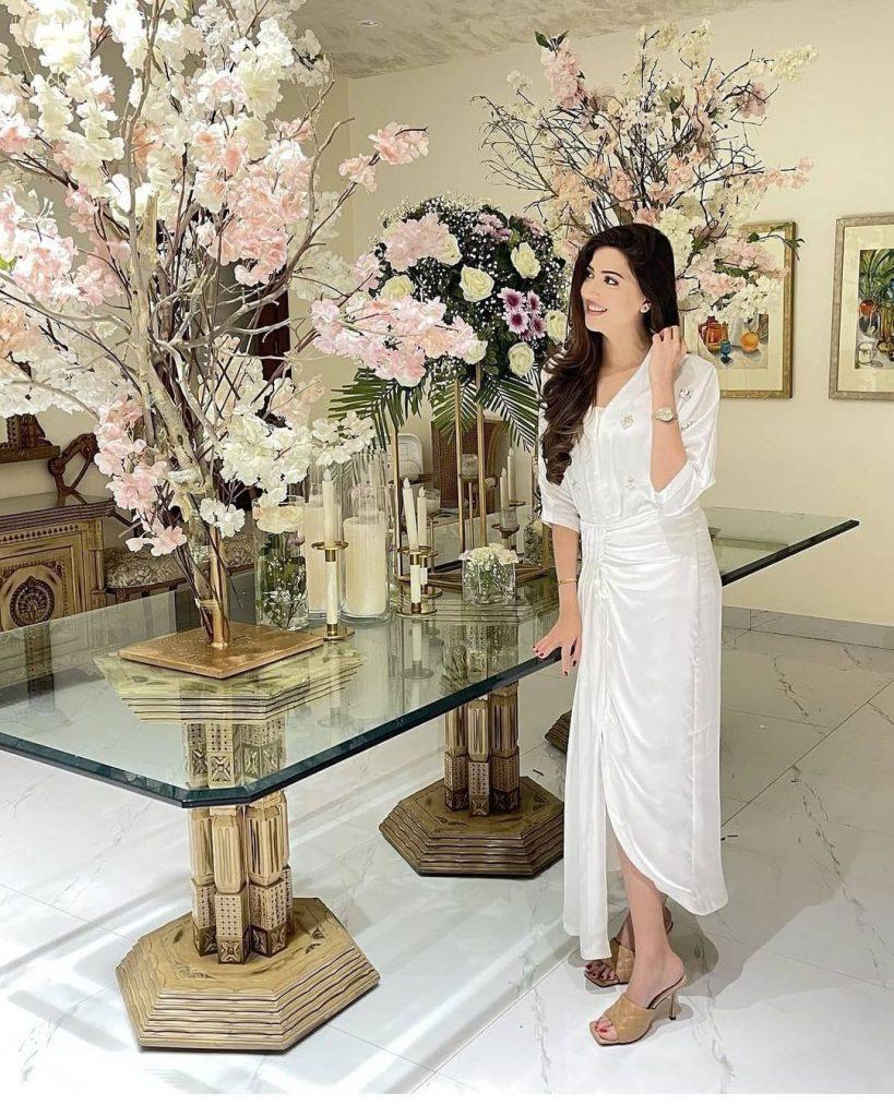 Public Criticism On Aymen Saleem's Bold Dressing