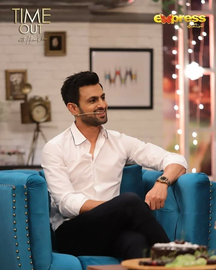 What Did Sonya Hussyn's Mother Say After Meeting Shoaib Malik?