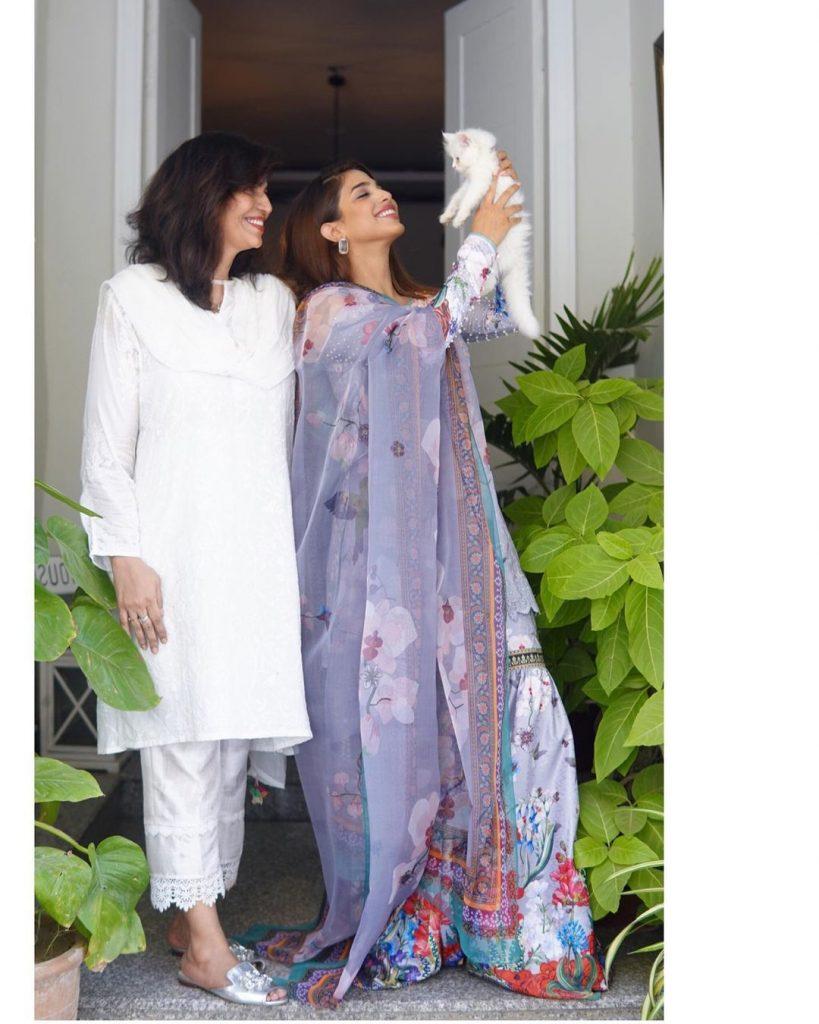 Celebrities Eid Pictures 2021 - Latest Photos