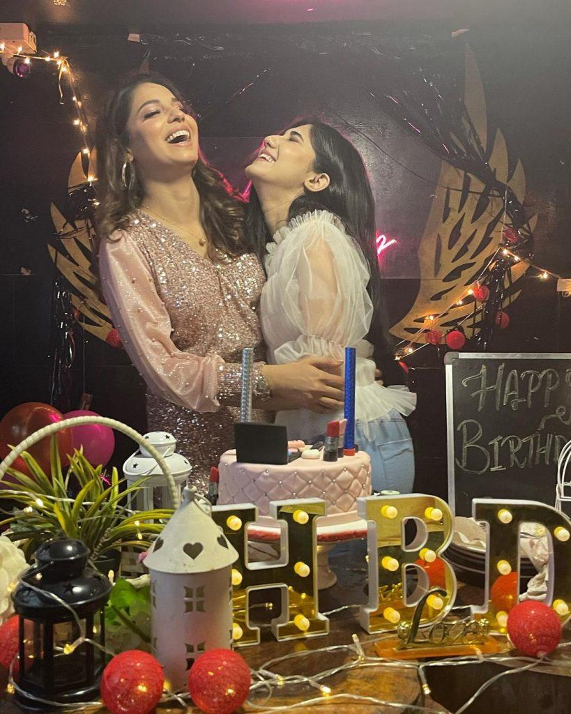 Actress And Model Sukynah Khan's Birthday Bash