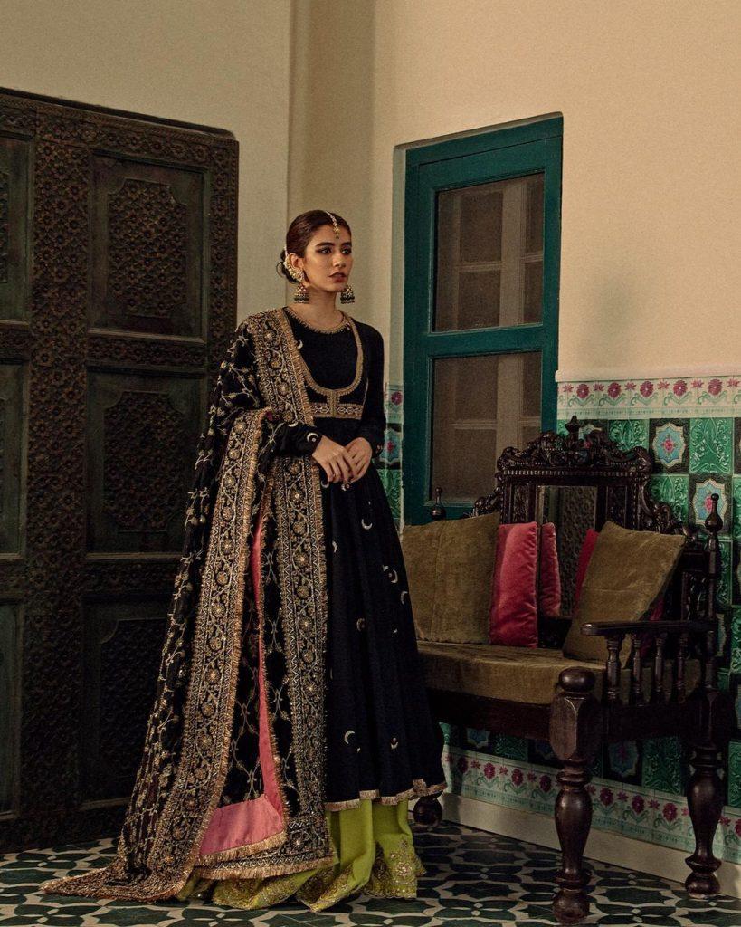 Zara Shahjahan's Wedding Formals 2021 Featuring Syra Yousaf
