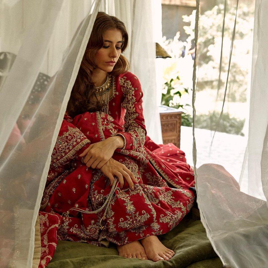 Zara Shahjahan Wedding Formals 2021 Featuring Syra Yousuf